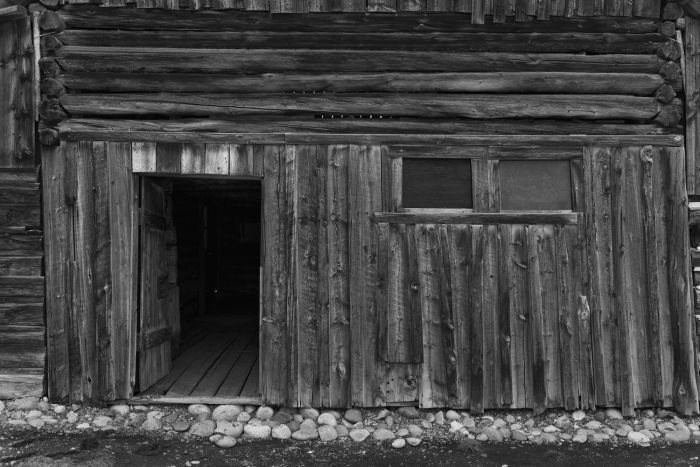 One of the famous barns in the Jackson Hole Valley.