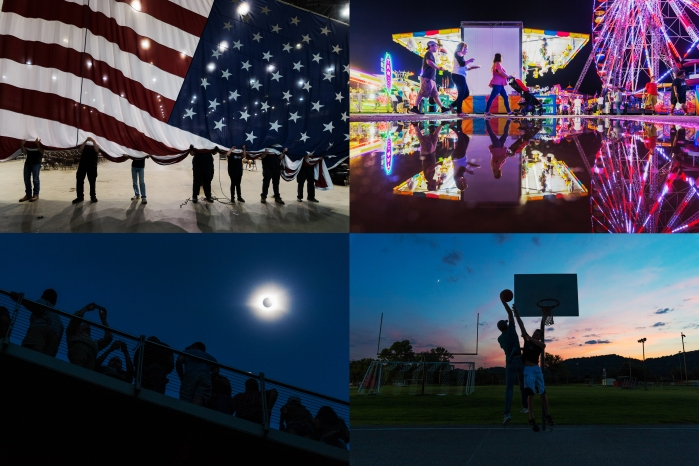 The Month in Photos: August.