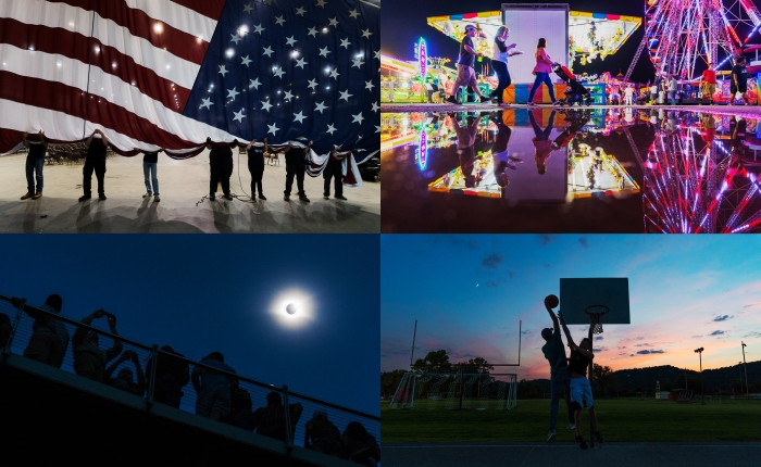 The Month in Photos:August.