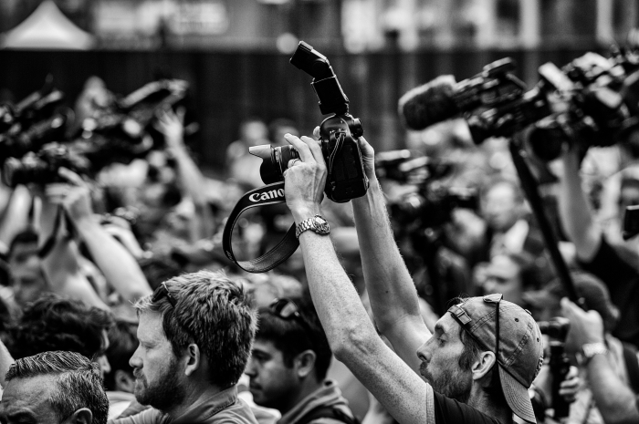 Advice for aspiring photojournalists